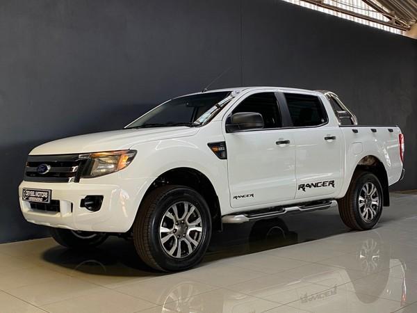 2015 Ford Ranger 2.2TDCi XL Double Cab Bakkie Gauteng Vereeniging_0