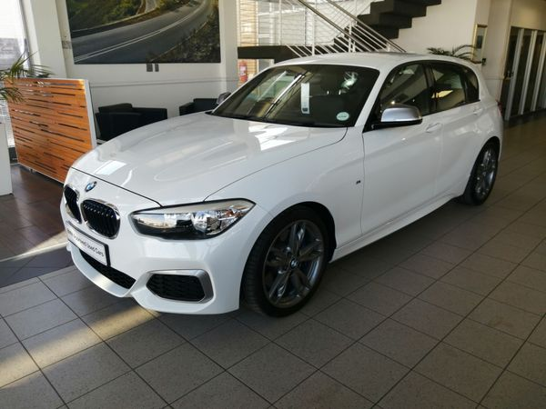 2019 BMW 1 Series BMW Gauteng Boksburg_0