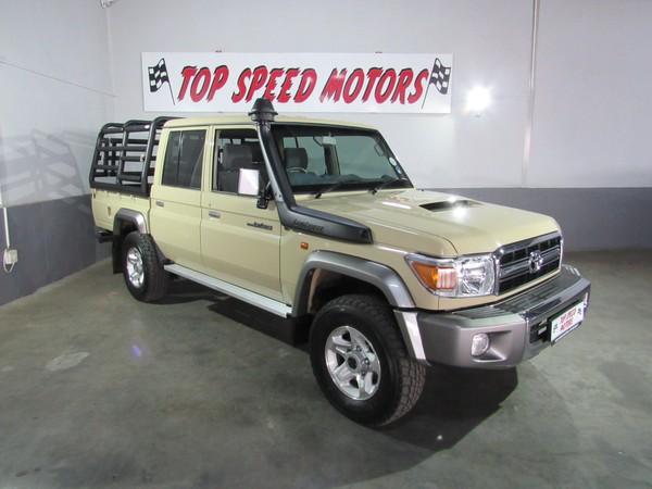 2020 Toyota Land Cruiser 79 4.5D Namib Double Cab Bakkie Gauteng Vereeniging_0