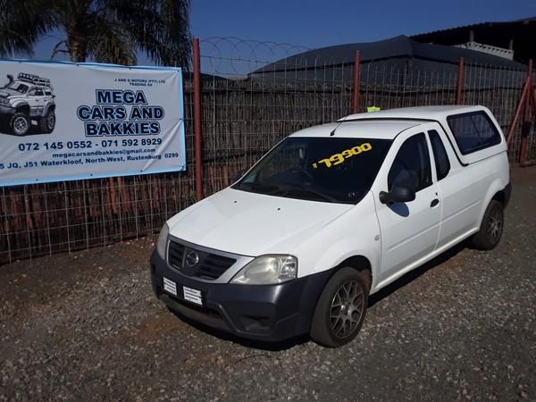 2013 Nissan NP200 1.5 Dci Se Pusc  North West Province Rustenburg_0