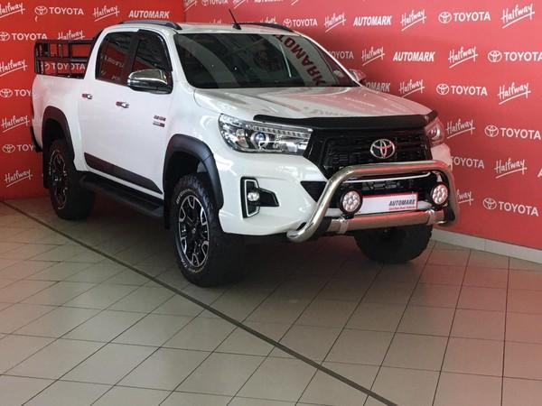 2020 Toyota Hilux 2.8 GD-6 Raider 4X4 Double Cab Bakkie Gauteng Sandton_0