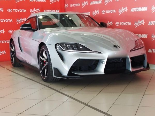 2020 Toyota Supra GR 3.0T Gauteng Sandton_0