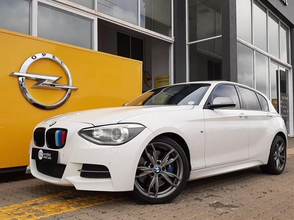 2014 BMW 1 Series M135i 5dr Atf20  Gauteng Alberton_0
