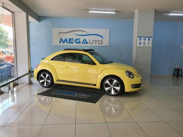2013 Volkswagen Beetle 1.2 Tsi Design  Gauteng Benoni_0