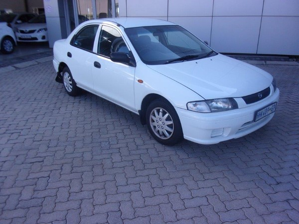 1998 Mazda Etude 160  Gauteng Krugersdorp_0
