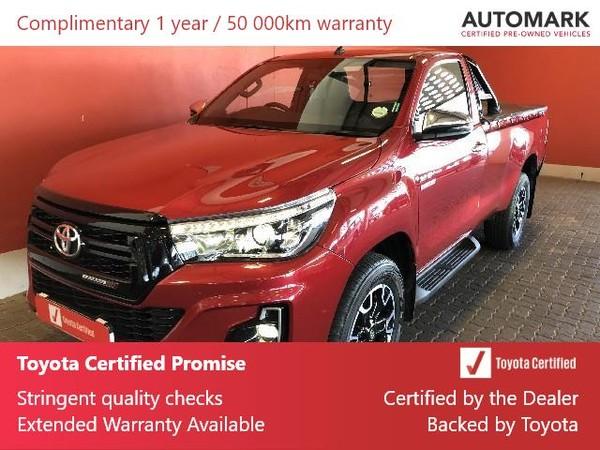 2019 Toyota Hilux 2.8 GD-6 RB Raider Single Cab Bakkie Free State Bloemfontein_0