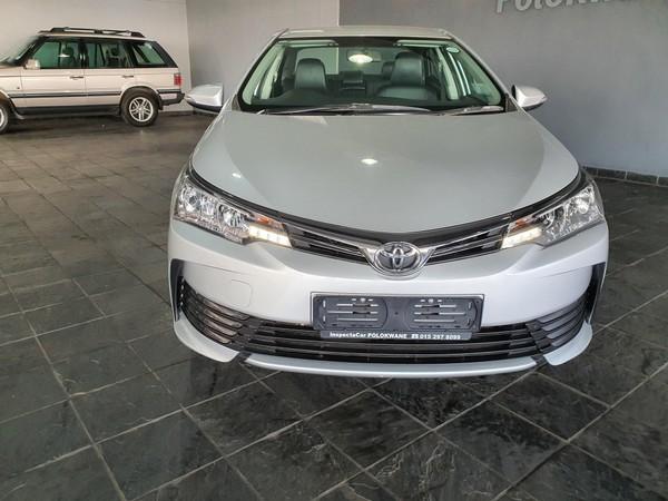 2019 Toyota Corolla 1.6 Prestige Limpopo Polokwane_0