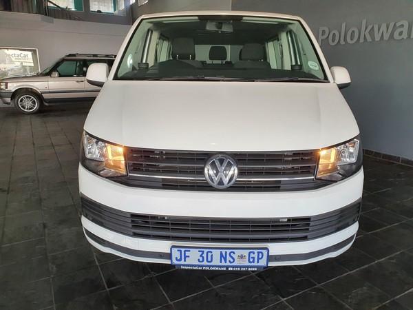 2019 Volkswagen Transporter T6 KOMBI 2.0 TDi DSG 103kw Trendline Plus Limpopo Polokwane_0