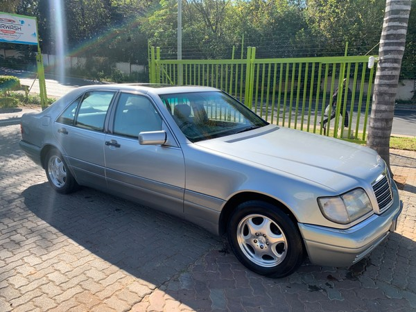 1996 Mercedes-Benz S-Class S 500 At  Gauteng Randburg_0