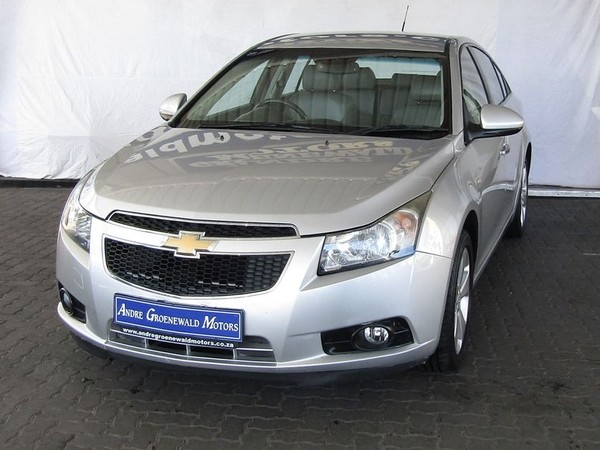 2011 Chevrolet Cruze 1.8 Lt At  Western Cape Goodwood_0