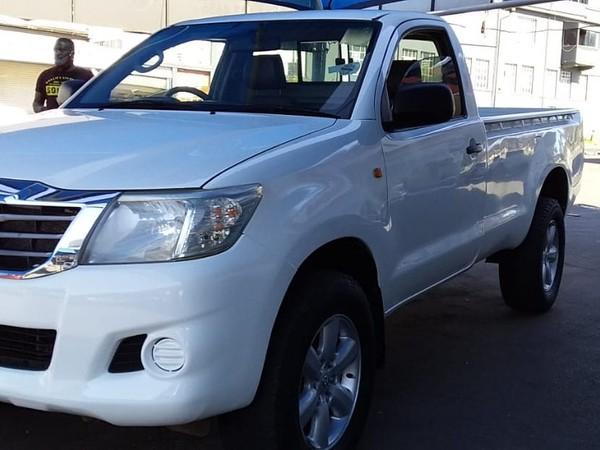 2014 Toyota Hilux 2.5 D-4d Srx Rb Pu Sc  Gauteng Johannesburg_0