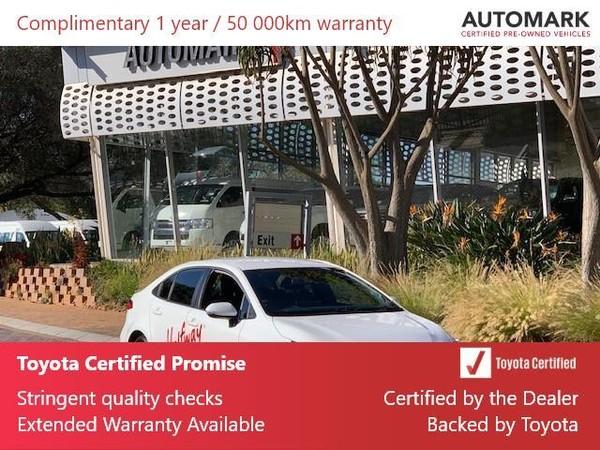 2020 Toyota Corolla 1.8 XS CVT Gauteng North Riding_0