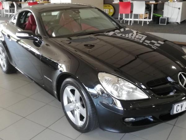 2007 Mercedes-Benz SLK-Class Slk 200 Kompressor  Western Cape Milnerton_0