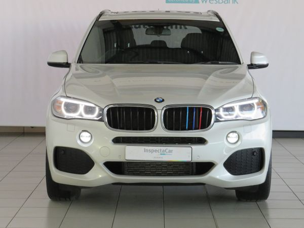 2017 BMW X5 xDRIVE30d M-Sport Auto Mpumalanga Ermelo_0
