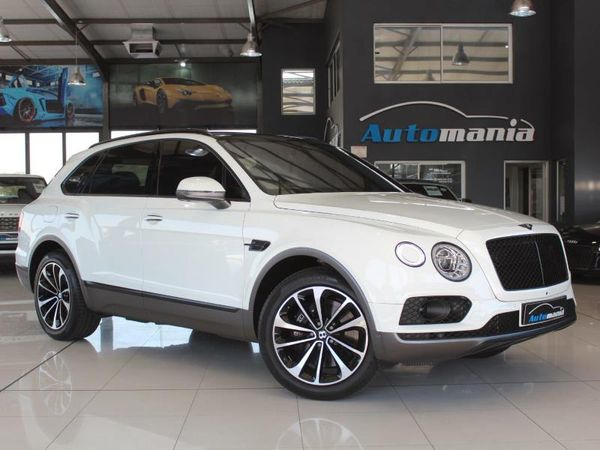 2017 Bentley Bentayga 2017 Bentley Bentayga W12 Gauteng Kyalami_0