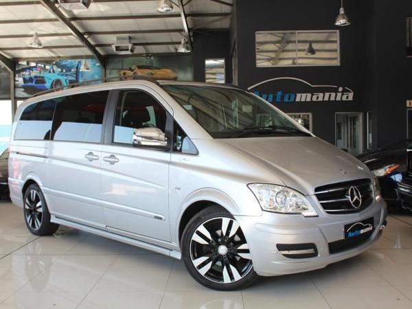 2014 Mercedes-Benz Viano 3.0 Cdi Avantgarde  Gauteng Kyalami_0