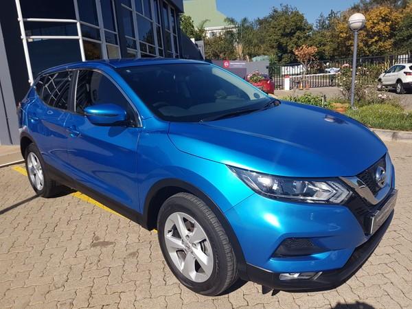 2019 Nissan Qashqai 1.2T Acenta CVT Gauteng Sandton_0