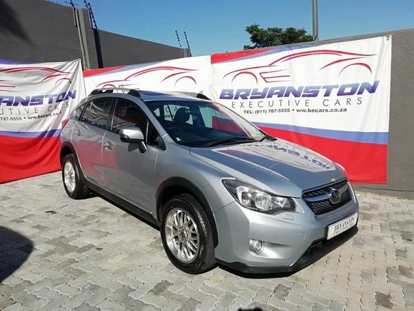 2014 Subaru XV 2.0 Lineartronic Gauteng Bryanston_0