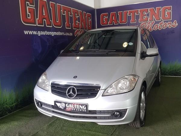 2009 Mercedes-Benz A-Class A 180 Cdi Elegance At  Gauteng Pretoria_0