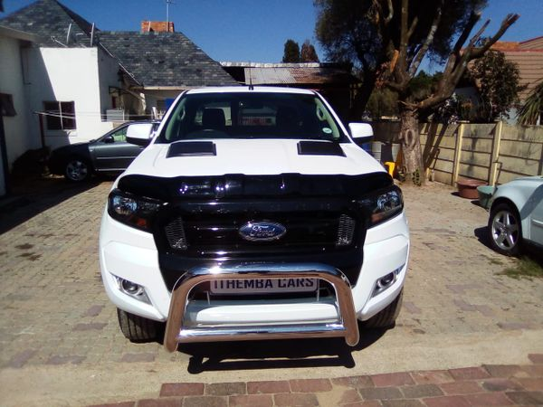 2015 Ford Ranger 2.2TDCi XL PU SUPCAB Gauteng Bramley_0