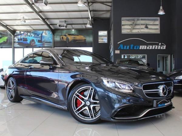2015 Mercedes-Benz S-Class S 63 AMG Coupe Gauteng Kyalami_0