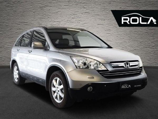 2011 Honda CR-V 2.4 Vtec Elegance At  Western Cape Somerset West_0