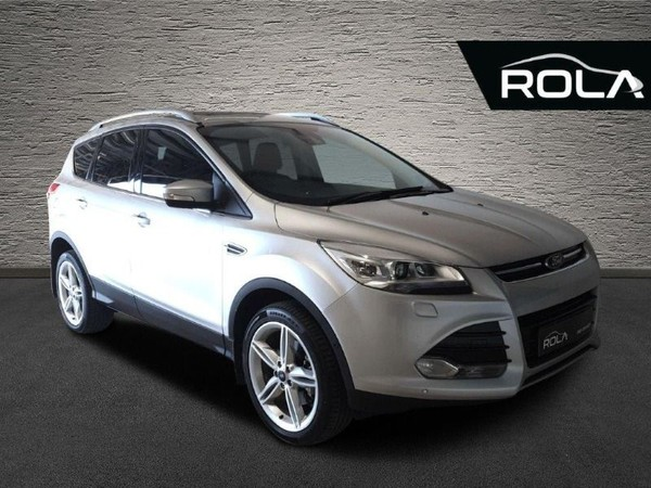 2016 Ford Kuga 2.0 Ecoboost Titanium AWD Auto Western Cape Somerset West_0