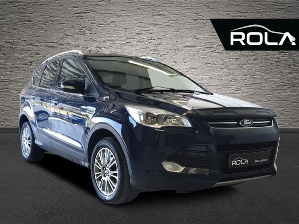 2014 Ford Kuga 1.6 EcoboostTrend AWD Auto Western Cape Somerset West_0