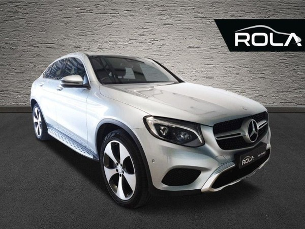 2017 Mercedes-Benz GLC COUPE 250d Western Cape Somerset West_0