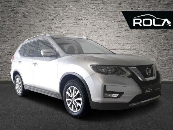 2018 Nissan X-Trail 2.5 Acenta 4X4 CVT Western Cape Somerset West_0