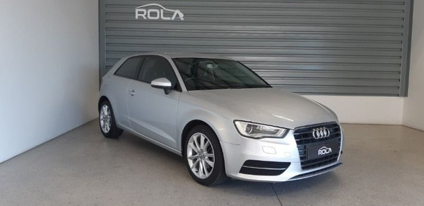 2015 Audi A3 1.6 Tdi S Stronic  Western Cape Somerset West_0