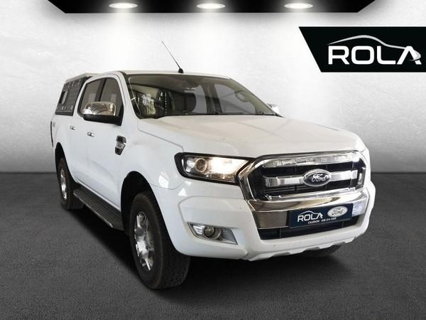 2016 Ford Ranger 3.2TDCi XLT 4X4 Auto Double Cab Bakkie Western Cape Somerset West_0