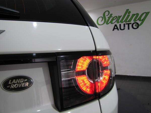 2016 Land Rover Discovery Sport Sport 2.2 SD4 SE Gauteng Pretoria_0