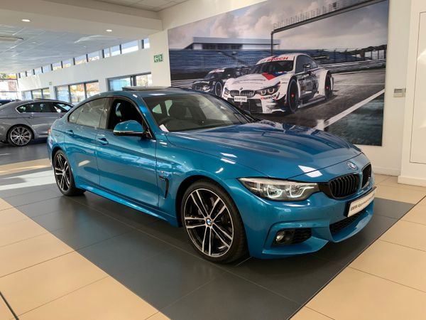 2019 BMW 4 Series 440i Gran Coupe M Sport Auto Western Cape Stellenbosch_0