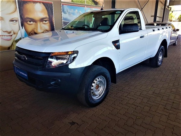 2015 Ford Ranger 2.2tdci Pu Sc  North West Province Brits_0