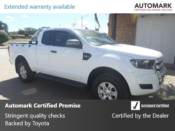 2017 Ford Ranger 3.2TDCi XLS PU SUPCAB Limpopo Messina_0
