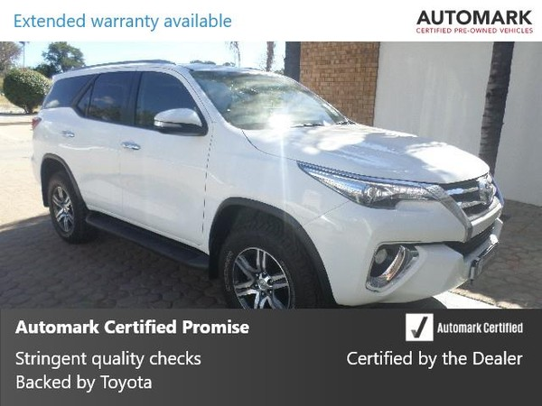 2016 Toyota Fortuner 2.8GD-6 4X4 Auto Limpopo Messina_0
