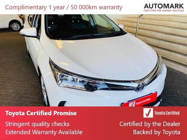 2019 Toyota Corolla 1.4D Prestige Gauteng Roodepoort_0