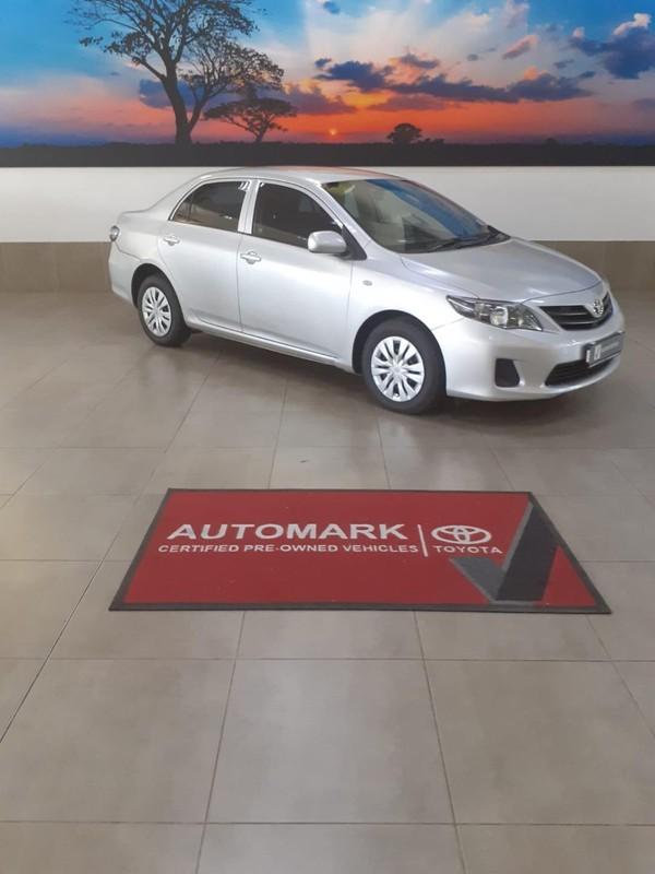 2016 Toyota Corolla Quest 1.6 Limpopo Naboomspruit_0