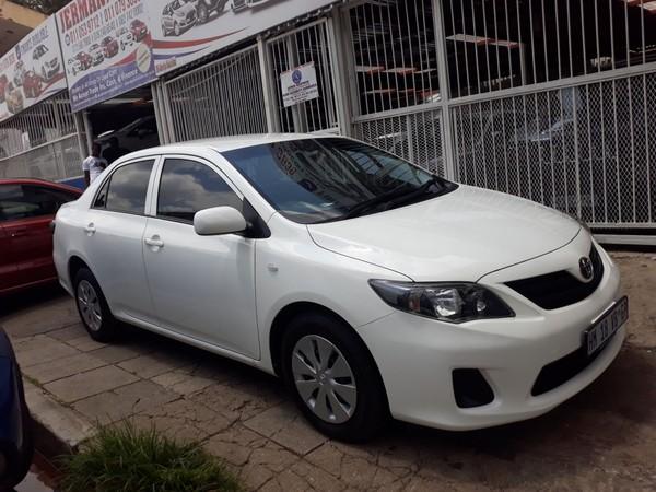 2018 Toyota Corolla Quest 1.6 Gauteng Jeppestown_0