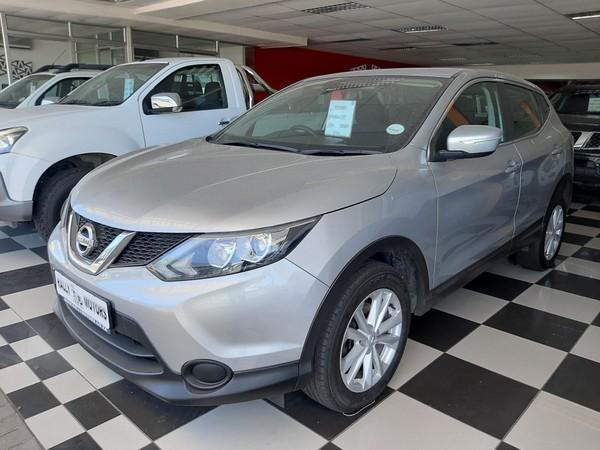 2014 Nissan Qashqai 1.2T Acenta Free State Bloemfontein_0