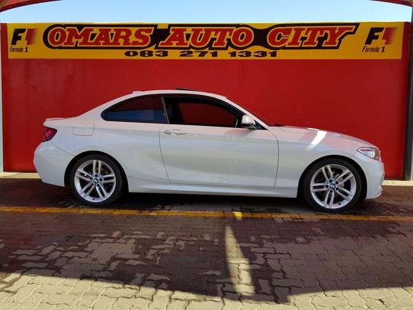2015 BMW 2 Series 220D M Sport Auto Gauteng Meyerton_0