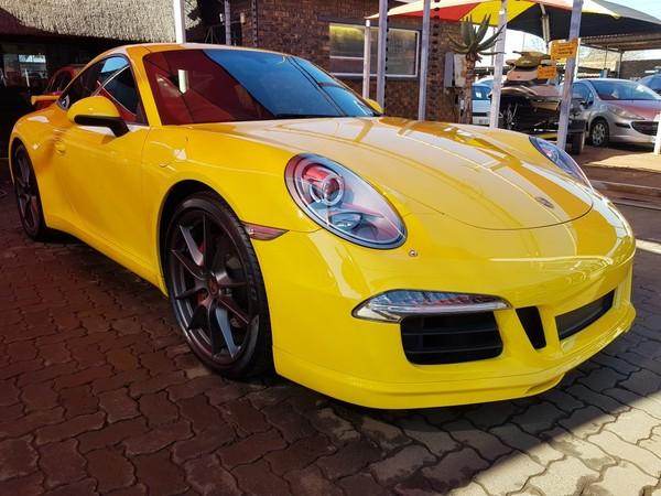 2014 Porsche 911 Carrera 4S PDK Gauteng Meyerton_0