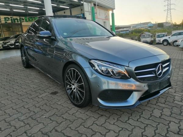 2017 Mercedes-Benz C-Class C 200k Sport At  Kwazulu Natal Pinetown_0