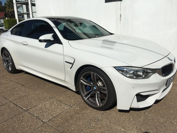 2014 BMW M4 Coupe M-DCT Gauteng Germiston_0