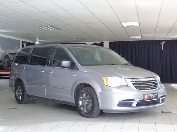 2014 Chrysler Grand Voyager 2.8 Limited At  Kwazulu Natal Pietermaritzburg_0