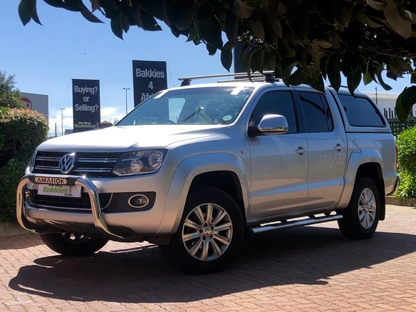 2016 Volkswagen Amarok 2.0 BiTDi Highline 132KW 4MOT Auto Double cab bakk Gauteng Centurion_0