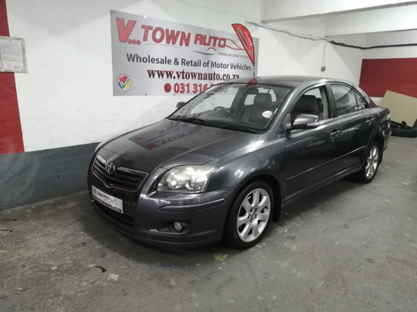 2006 Toyota Avensis 2.4 Exclusive At  Kwazulu Natal Durban_0