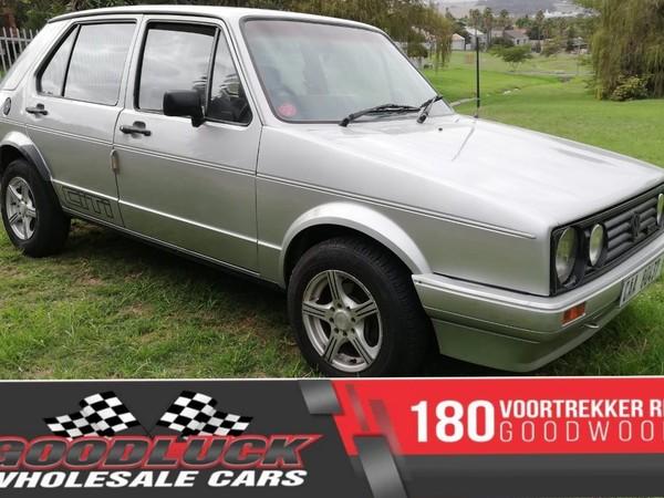 1992 Volkswagen Golf 3 Gsx 1.8 At  Western Cape_0