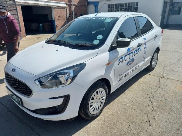 2020 Ford Figo 1.5Ti VCT Ambiente North West Province Lichtenburg_0